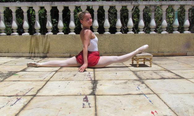 Superando os limites e dificuldades no Ballet