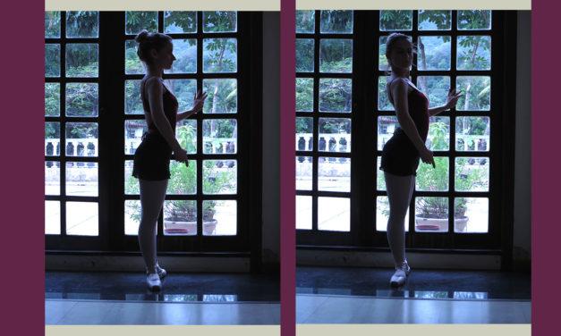 Como melhorar o seu andeor (en dehors) no ballet