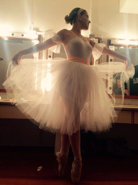 "6a8707dc53 ""O amor pelo ballet sempre ficou ali"