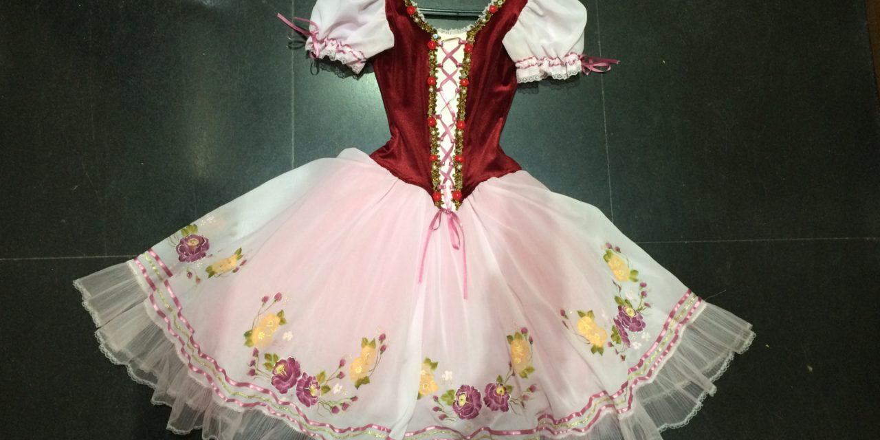 Como cuidar do seu figurino de ballet