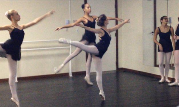 Lições aprendidas no Ballet para levar para a vida