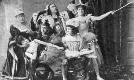 A História do Ballet como deveria ser contada
