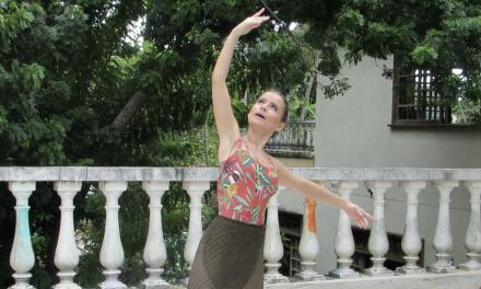 As posições corretas das cabeças no ballet