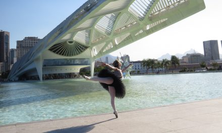 Os arabesques em cada método do ballet clássico