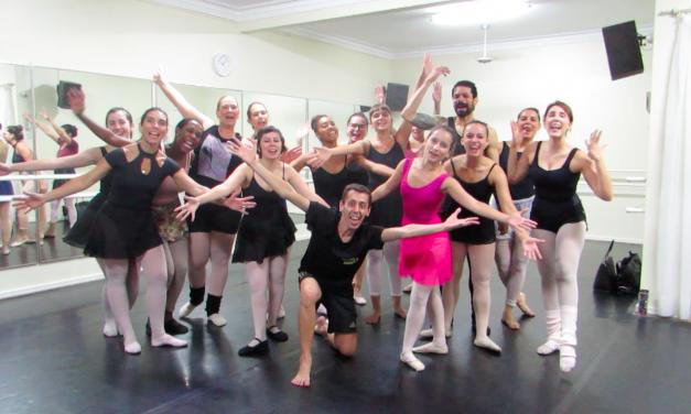 Tudo sobre ballet adulto