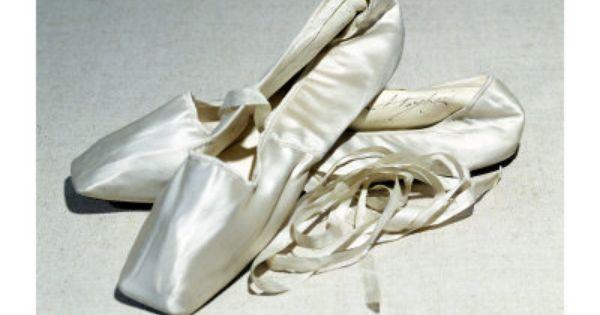 A história da sapatilha de ponta