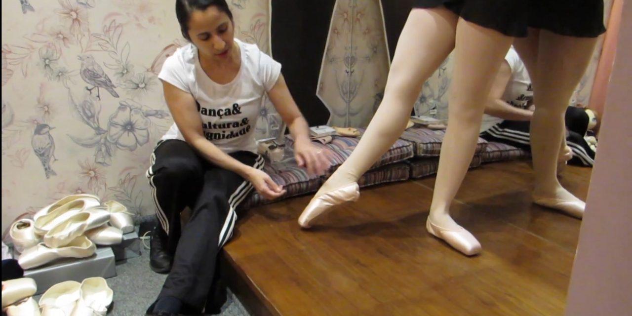 Escolhendo a sapatilha de ponta ideal na Ana Botafogo Boutique