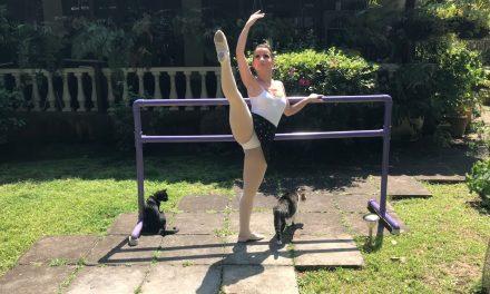 8 Exercícios para ter pernas altas no Ballet