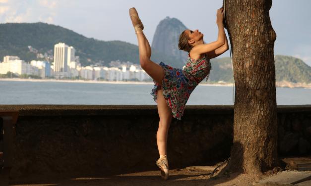 Vlog de ensaio fotográfico de ballet – 1º desafio Meliuz 2