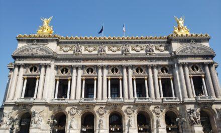 Tour completo pela Ópera de Paris