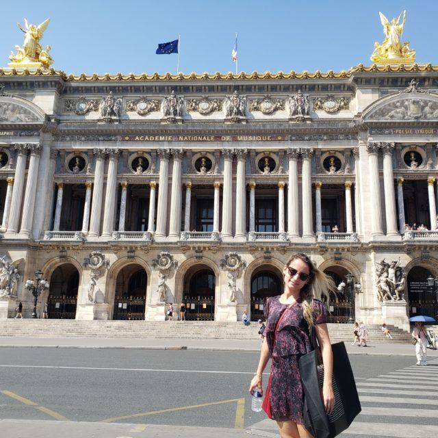 Conheça a Ópera de Paris