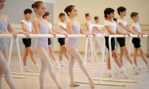 Como fazer plano de aula de ballet