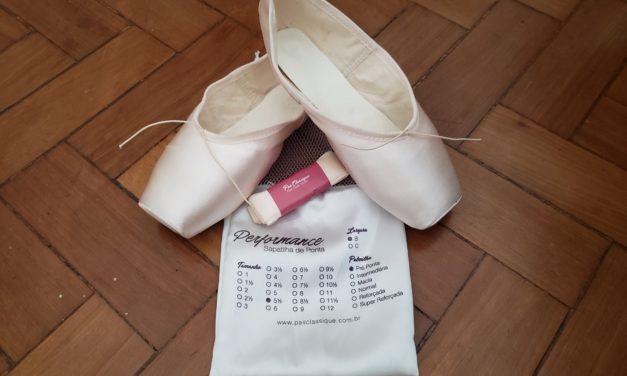 Meu review da sapatilha Performance Pas Classique – a Ponta da Cecília Kerche