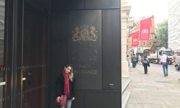 Conhecendo o Royal Opera House