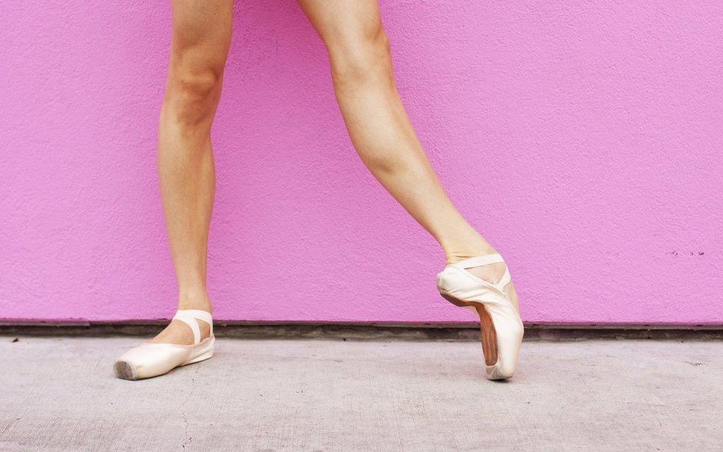 Pointé , piqué e posé no Royal! – Não confunda com os outros métodos do ballet!