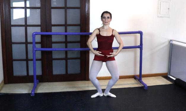 O que você precisa saber para fazer um plié perfeito no ballet