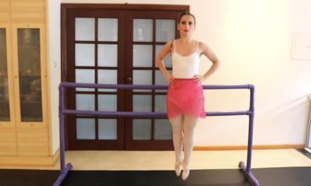 Entenda DE UMA VEZ POR TODAS o ENTRECHAT no ballet