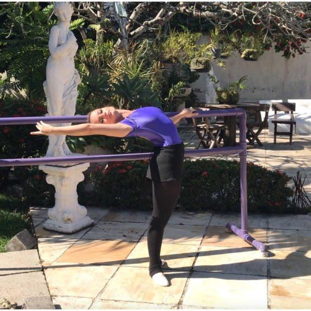 Como melhorar o cambré no ballet