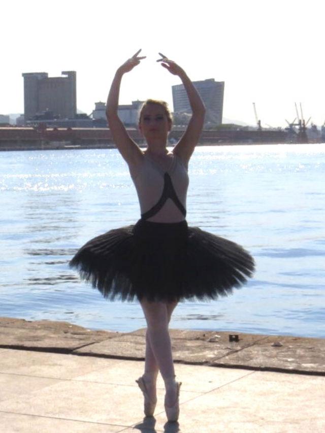 As posições dos braços nos métodos de ballet