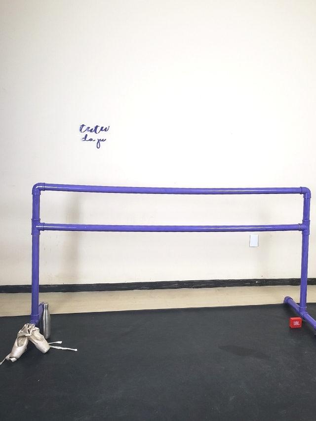 Como montar sua própria sala de ballet em casa