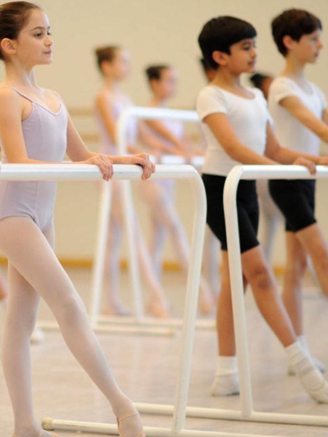 Como montar um plano de aula de ballet
