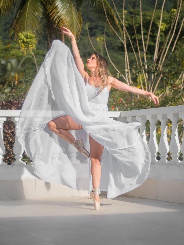 Passos parecidos do ballet para você não confundir!