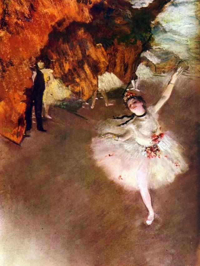 Artistas que retrataram o ballet em suas obras de arte