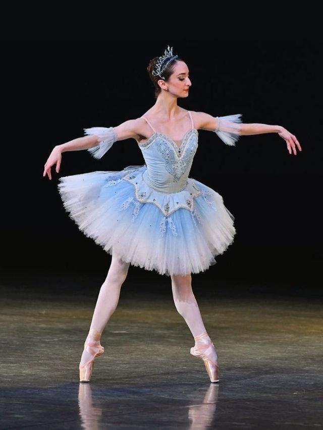 Sugestões de Variações para Bailarinas Iniciantes