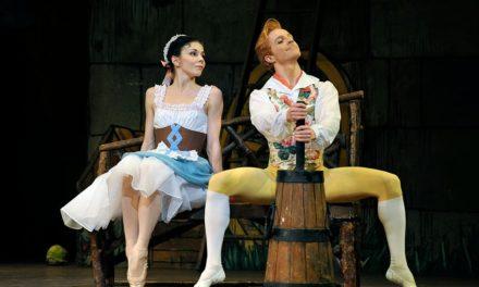 Calendário de Estreia Mundial dos Ballets de Repertório