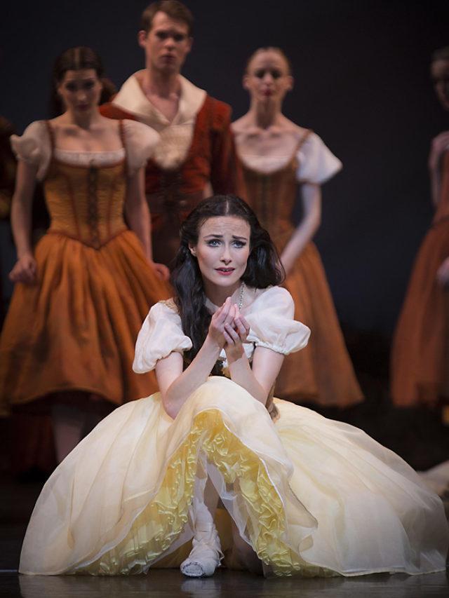 As pantomimas nos ballets de repertório